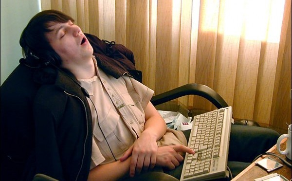 The Sleep Deprived Writer