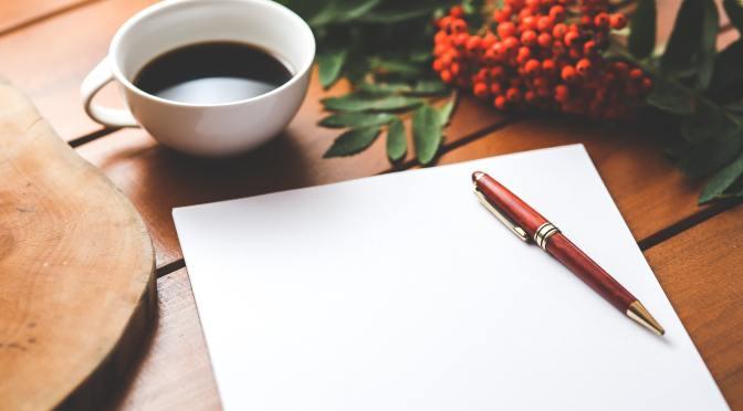 Writing Motivation #2